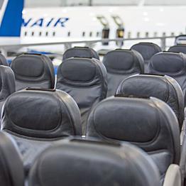 ремонт салона самолета