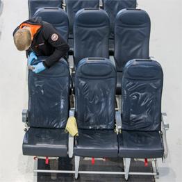 чистка сидений